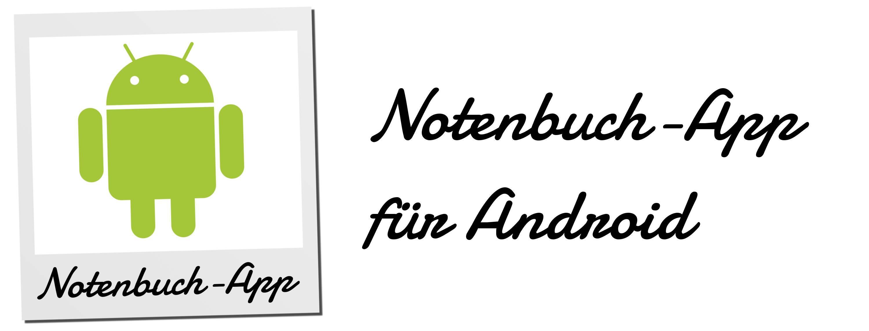 Notenbuch-App für Android