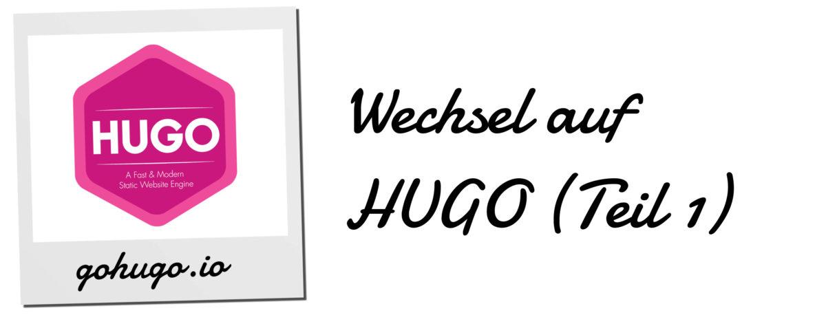 Logo von gohugo.io